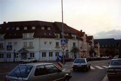 Hotelbau Region Heidelberg, Gewerbebau Heidelberg und Region, Baubetreuung in Nußloch