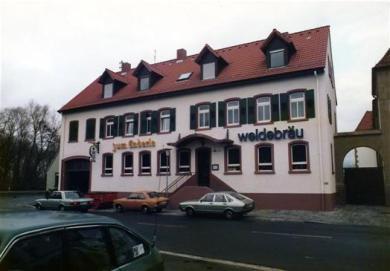 Bauplanung Nußloch, Architektenbüro Region Heidelberg,  Gewerbebau Nußloch