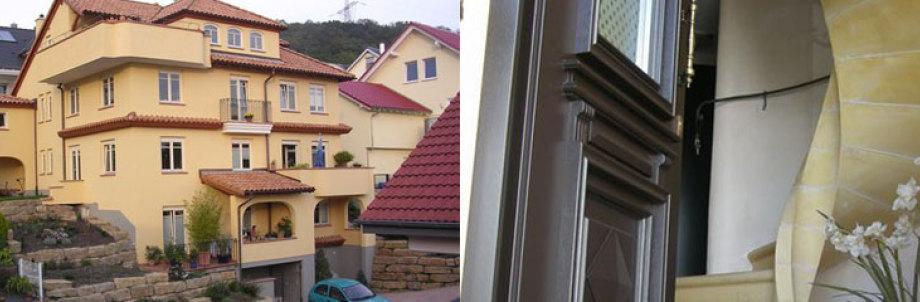 Mediterrane Häuser -  hpb Planungsbüro