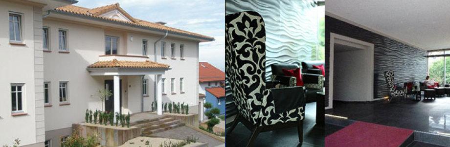 Mediterran und Hotellobby -  hpb Planungsbüro